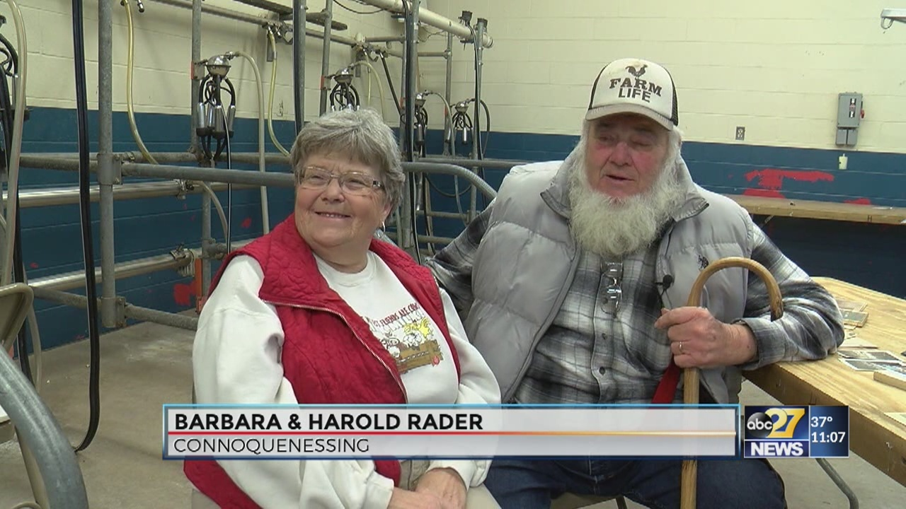 Pa. couple celebrates 50 years after meeting at the Farm Show