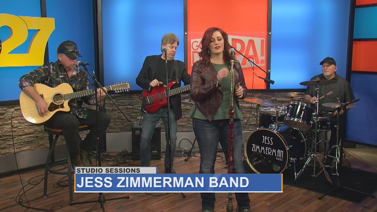 Studio Session: Jess Zimmerman Band