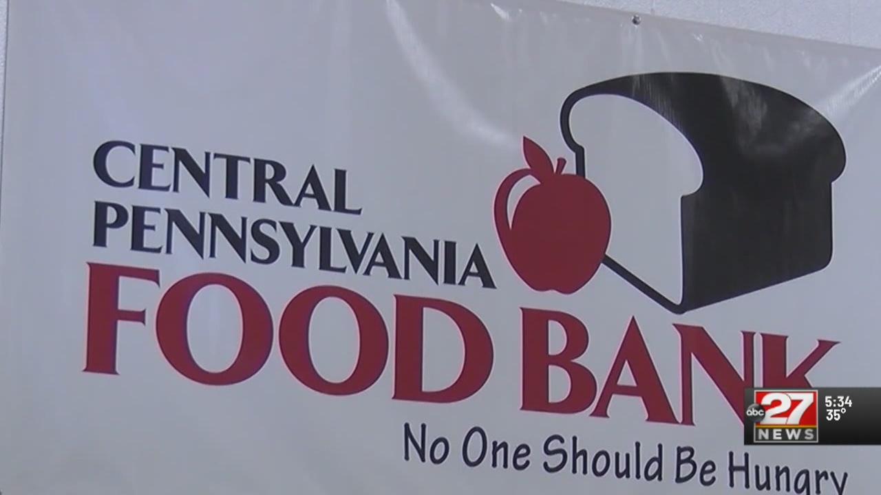 Central Pennsylvania Food Bank needs donations, volunteers