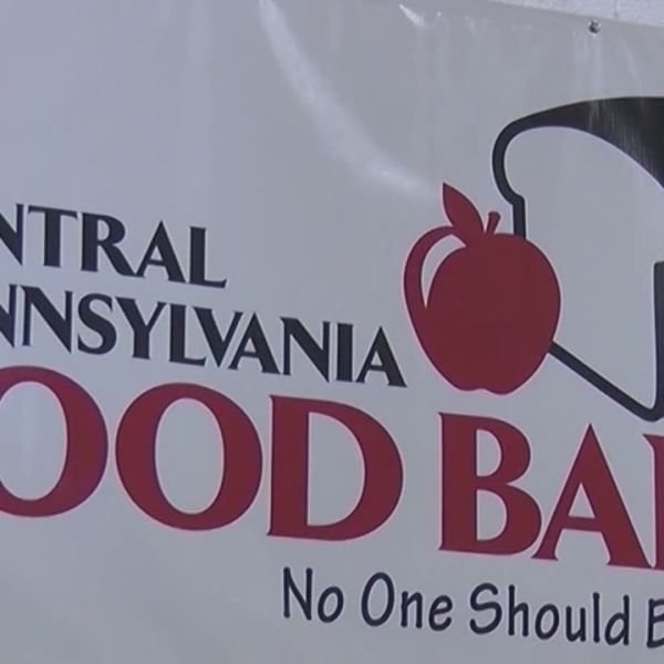 Central Pennsylvania Food Bank needs donations, volunteers