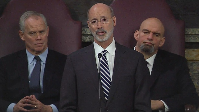 """Gov. Wolf: """"We need to do something to stop gun violence all across Pennsylvania."""""""
