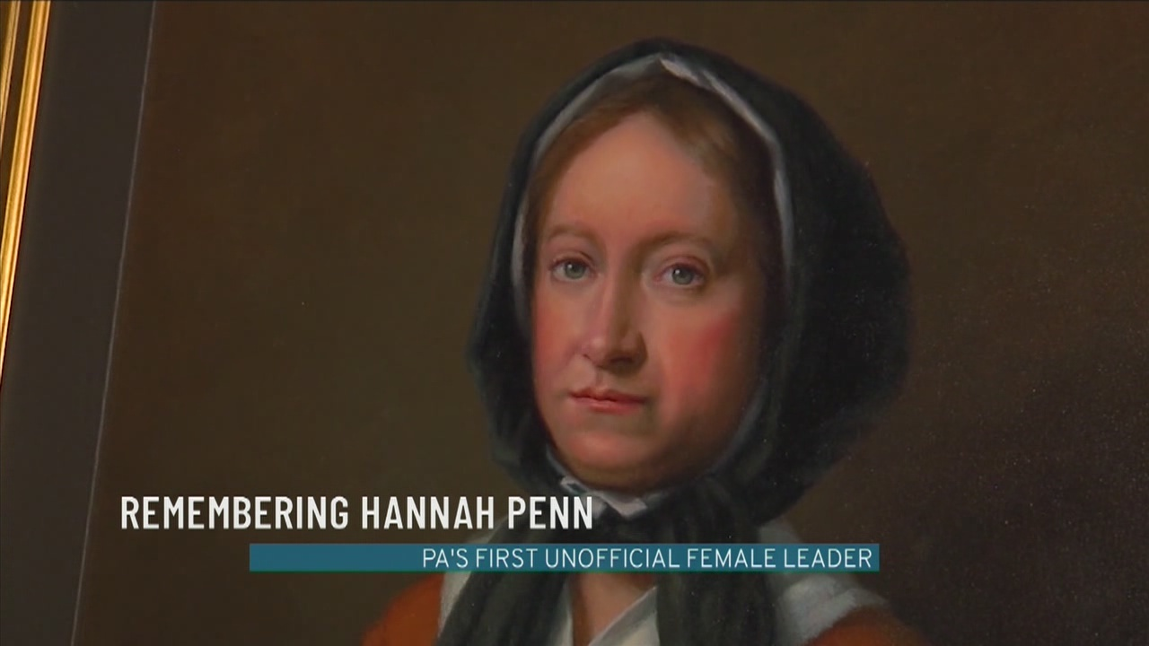 Celebrating Women: Remembering Hannah Penn