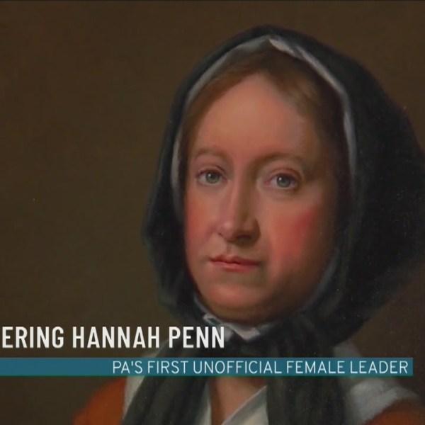 Celebrating Women: Remembering Hannah Penn