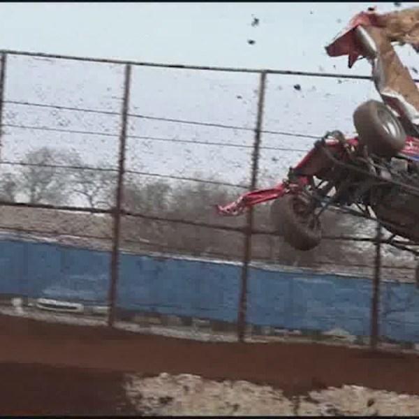 Mechanicsburg's Lucas Wolfe wins season's first dirt track race