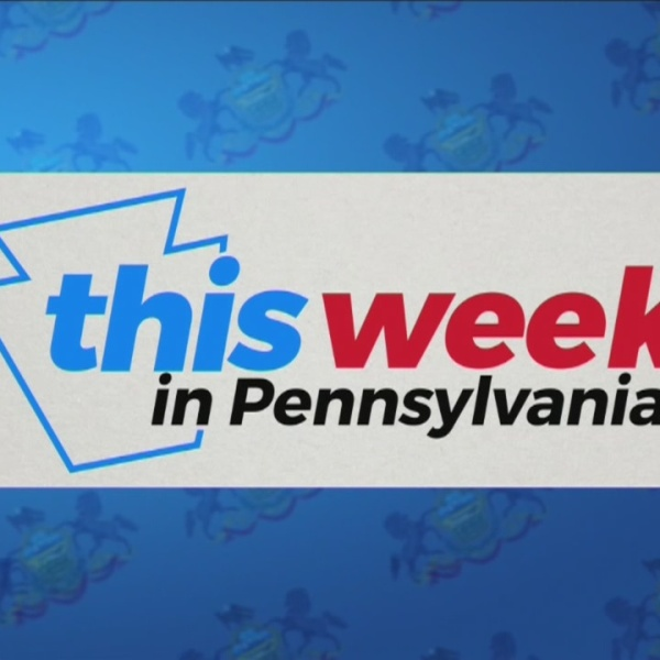 This Week in Pennsylvania banner