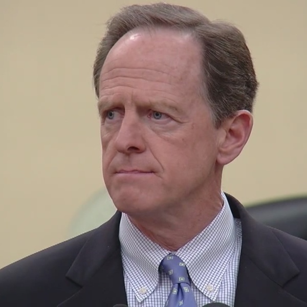 Toomey wants penalties when countries ignore fentanyl exports