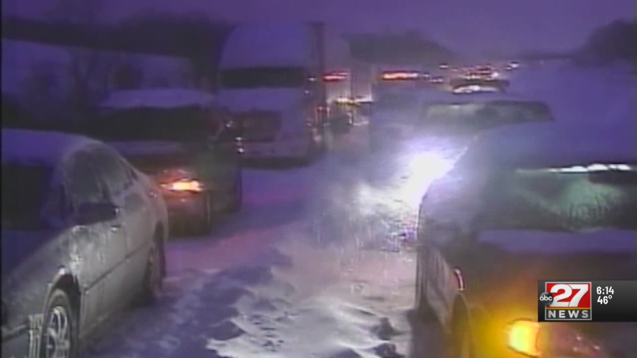 Trucking community 'very frustrated' by travel bans in winter weather