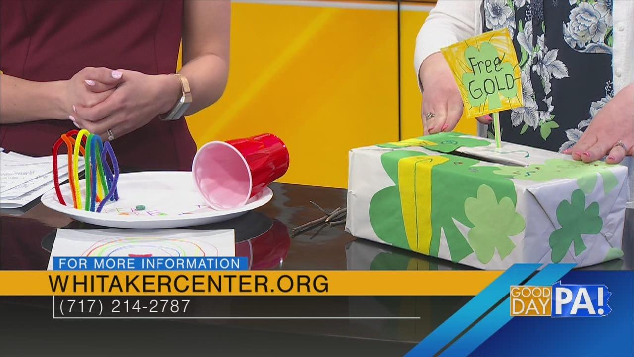 Whitaker Center: Making Leprechaun Traps
