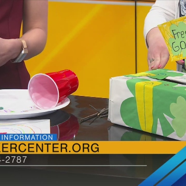 Whitaker Center: Making Leprechaun Traps