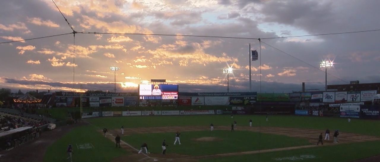 Lancaster Barnstormers fall to High Point Rockers
