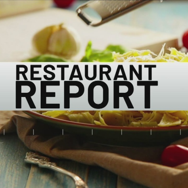 Restaurant Report: Dead insects, peeling paint over food