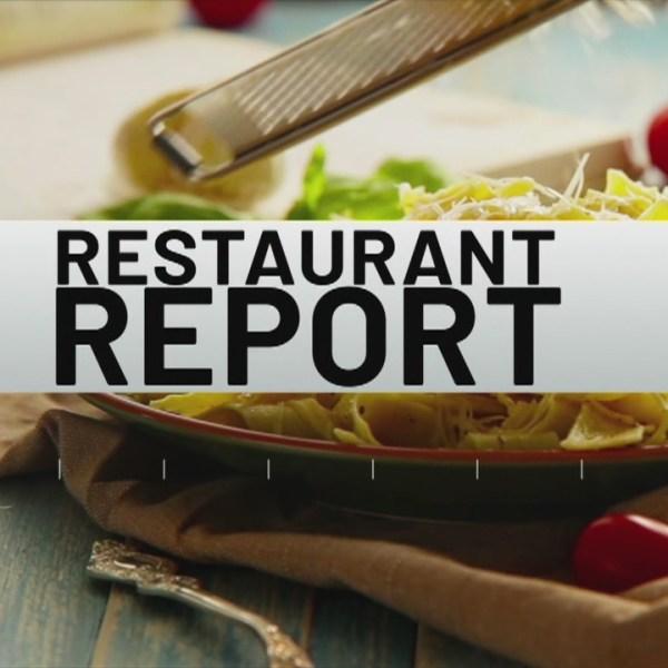 Restaurant Report: Slimy pink film, dirty utensils