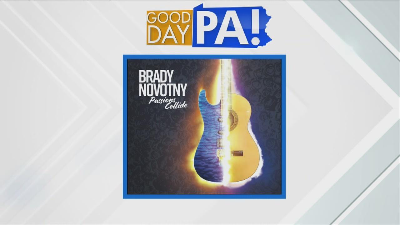 Studio Session: Brady Novotny