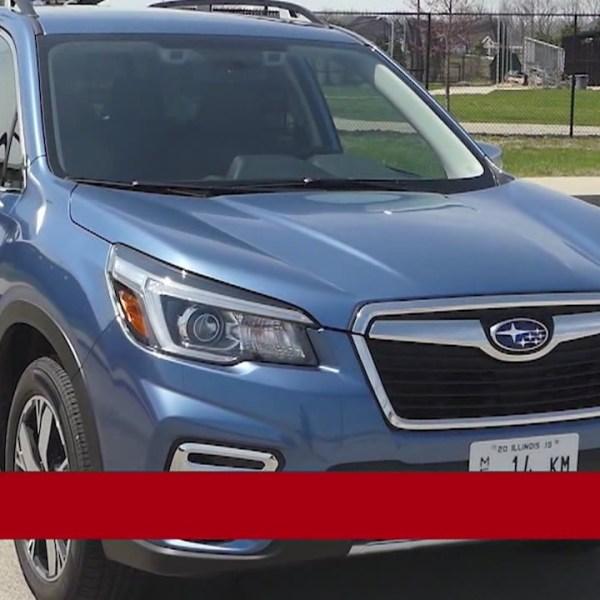 2019 Subaru Forester Touring