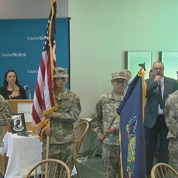 Capital Blue Cross honors fallen veterans