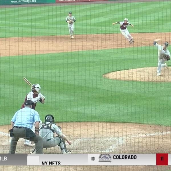 District Baseball playoffs