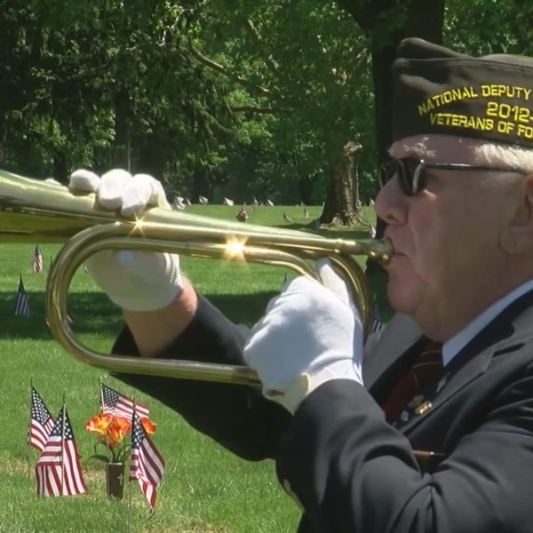 Fallen honored at Memorial Day service
