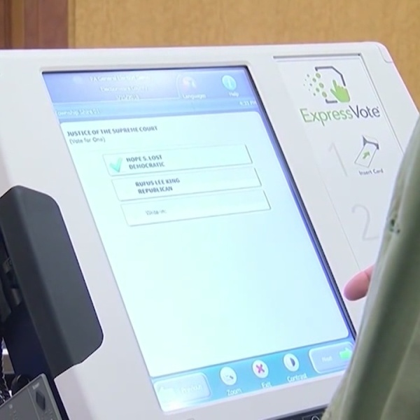 Midstate counties will not see new voting machines for May primary