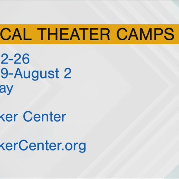 Musical Theater Camps at Whitaker Center