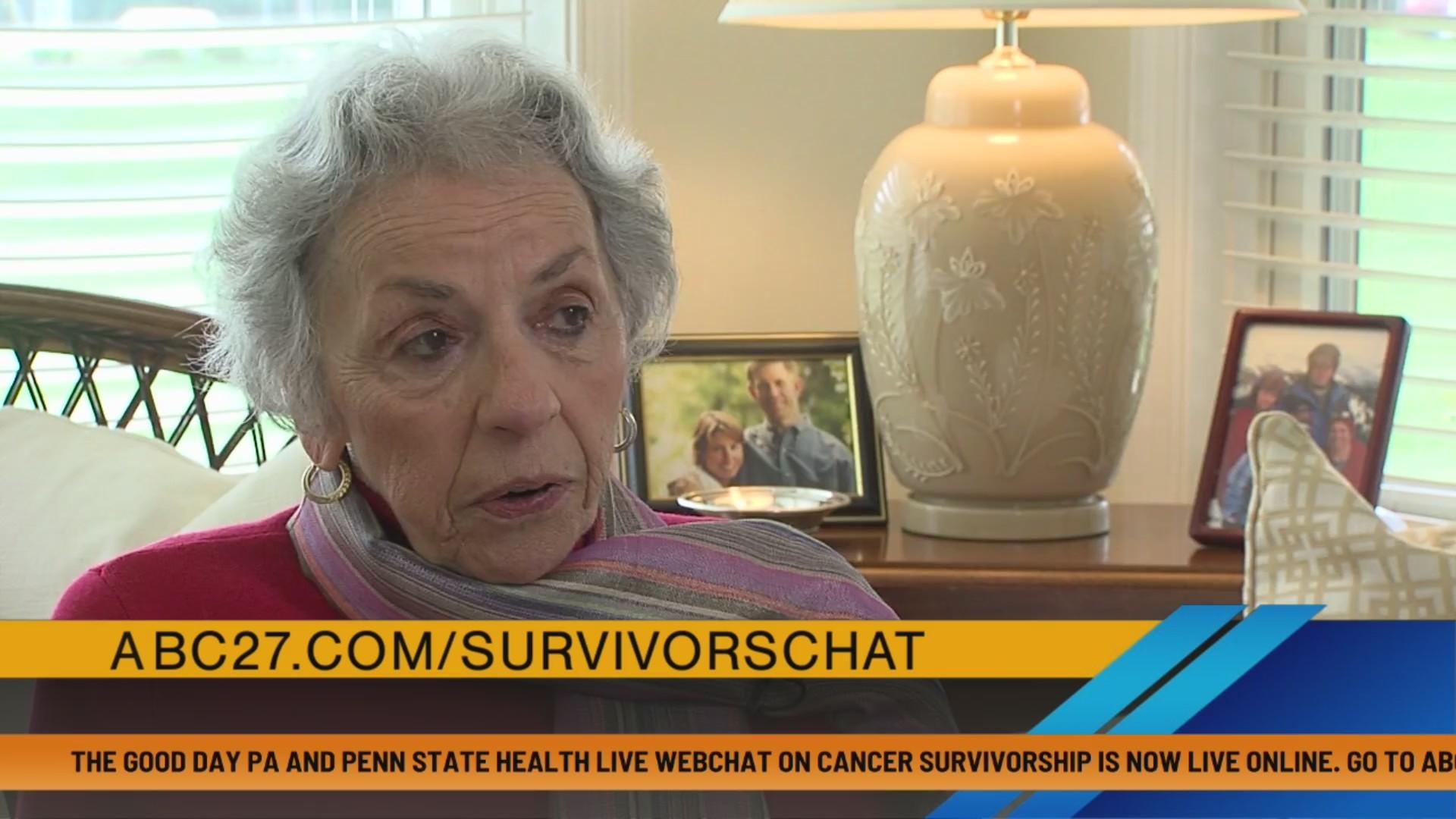 Penn State Health: Cancer Survivorship