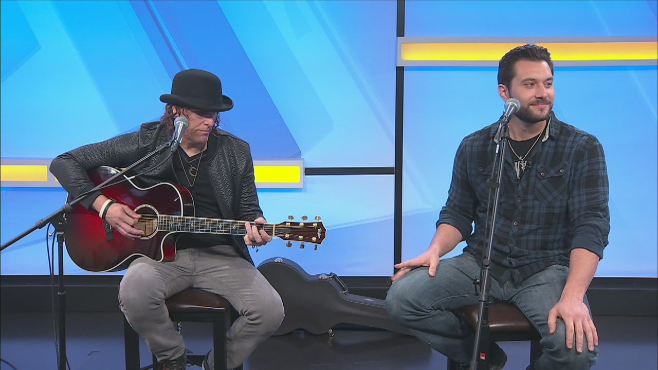 Studio Session: Matt Westin performs