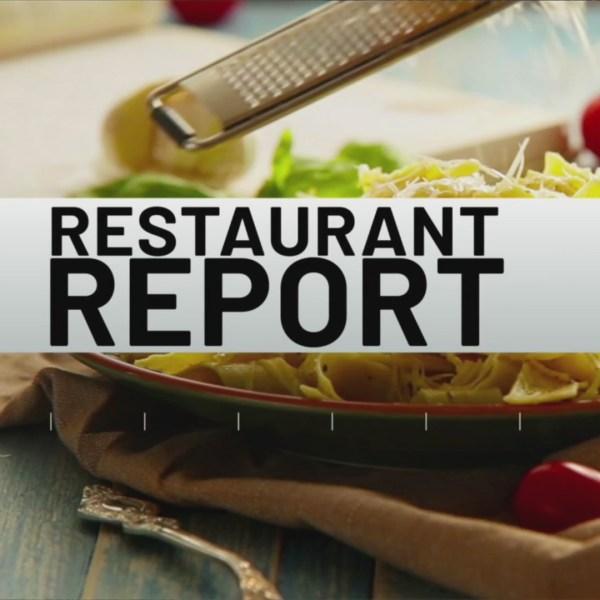 Restaurant Report