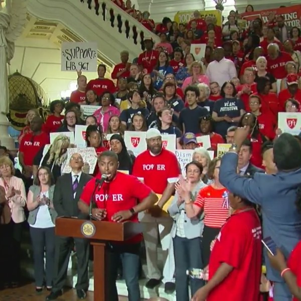 Capitol rally seeks to improve public education funding