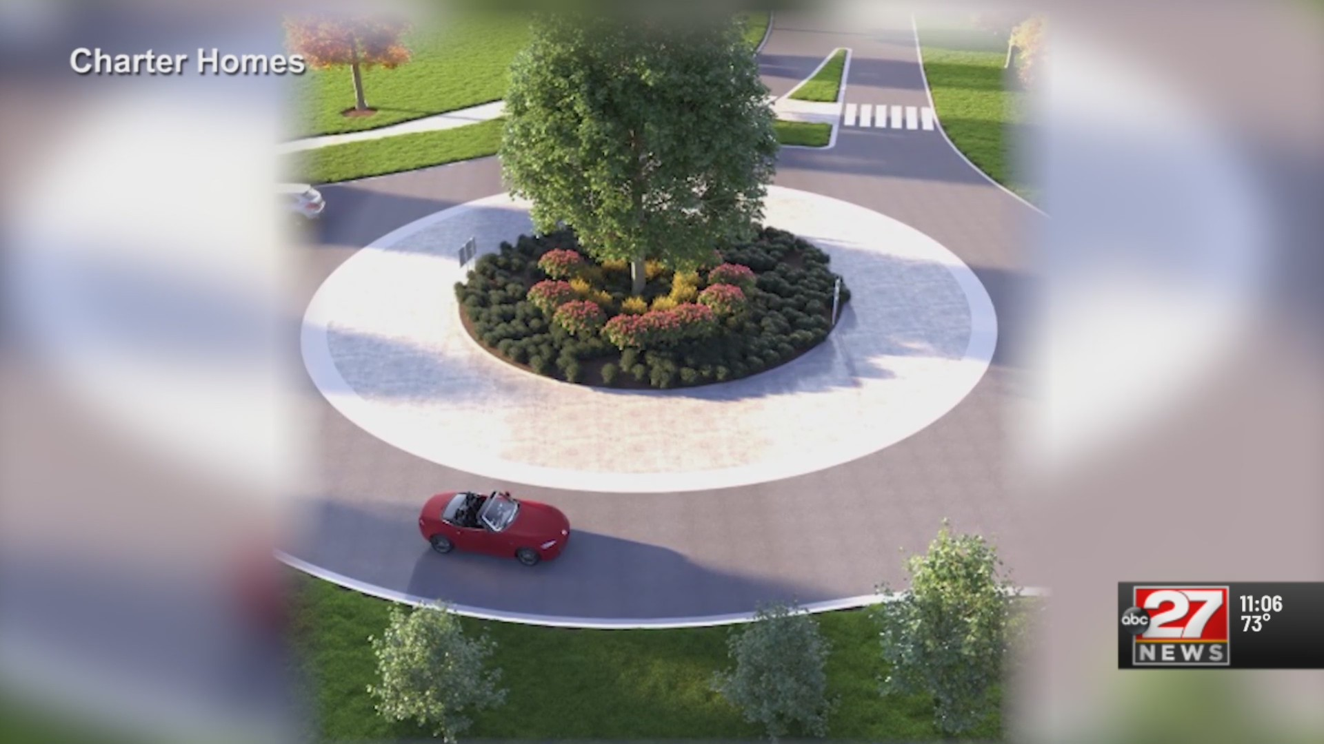 New roundabouts for Cumberland County