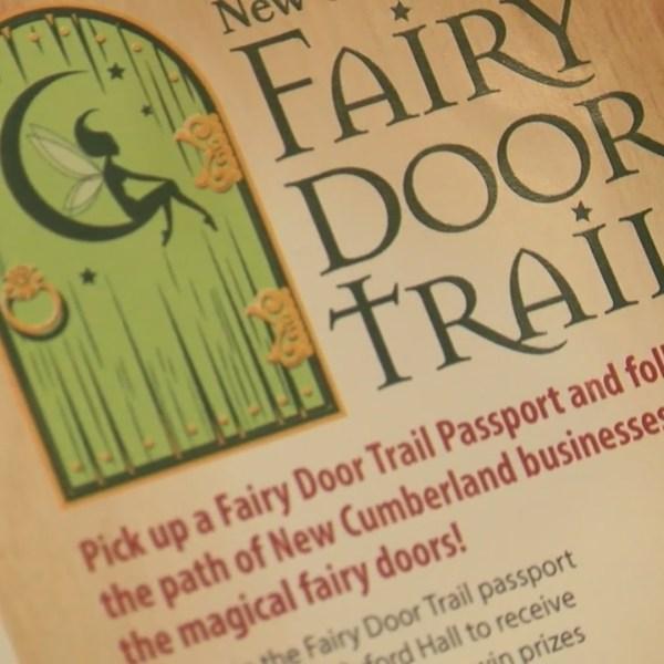 Fairy Door Trail program encourages people to explore community