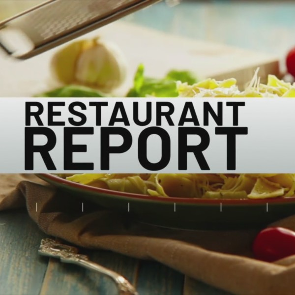 Restaurant Report: Food stored on floor, dirty knives