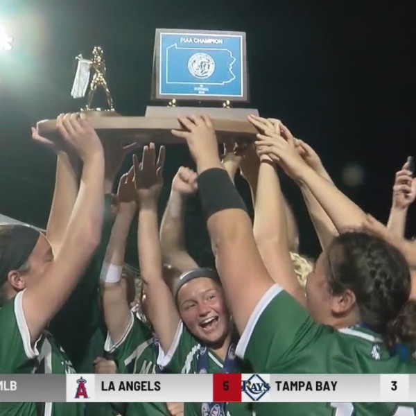 West Perry wins 4A softball title