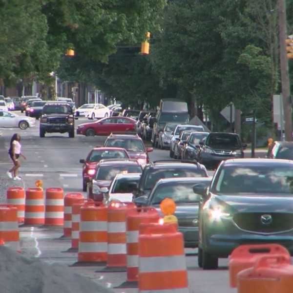 Second Street conversion to two-way meeting