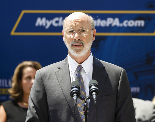 Lawmakers return to Wolf's fall 'conversation openers'