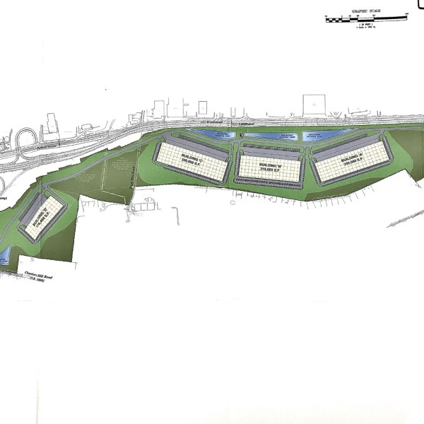 Huge warehouses planned for Swatara Township