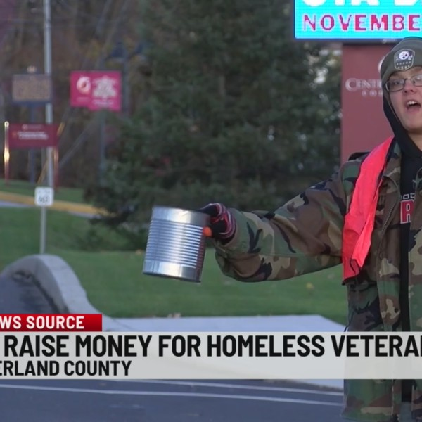 Central Penn raises money for homeless vets