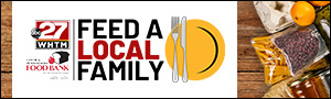 Feed a Local Family Button