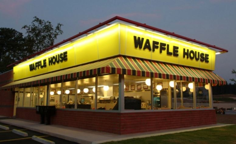 Man spends 15 hours in Waffle House after losing fantasy football league