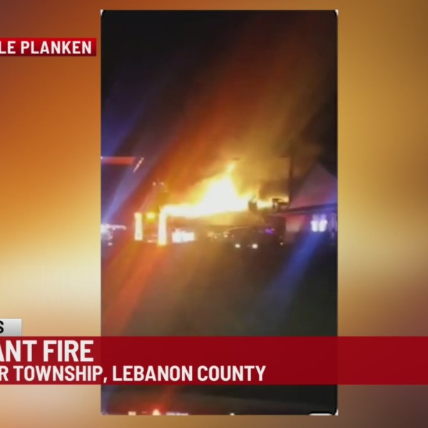 Lebanon Ono Family Restaurant fire