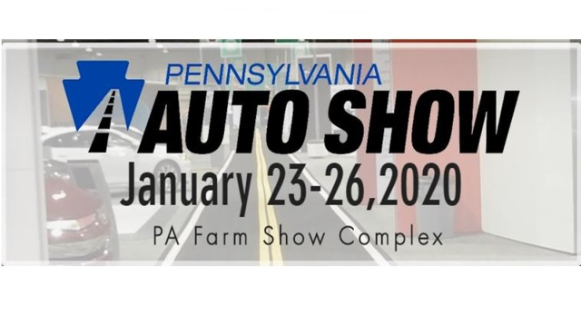 Pennsylvania Auto Show underway at the Farm Show Complex