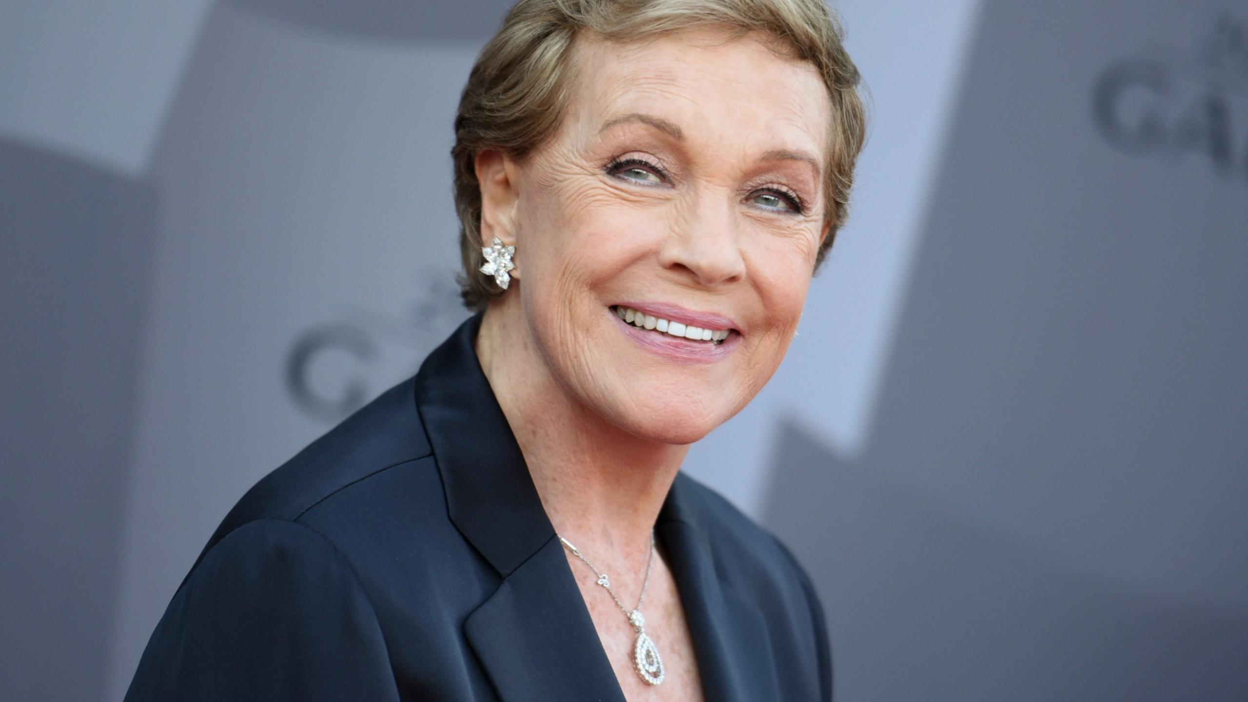 American Film Institute postponing gala with Julie Andrews | ABC27
