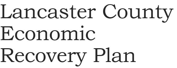 Lancaster County Economic Recovery Plan
