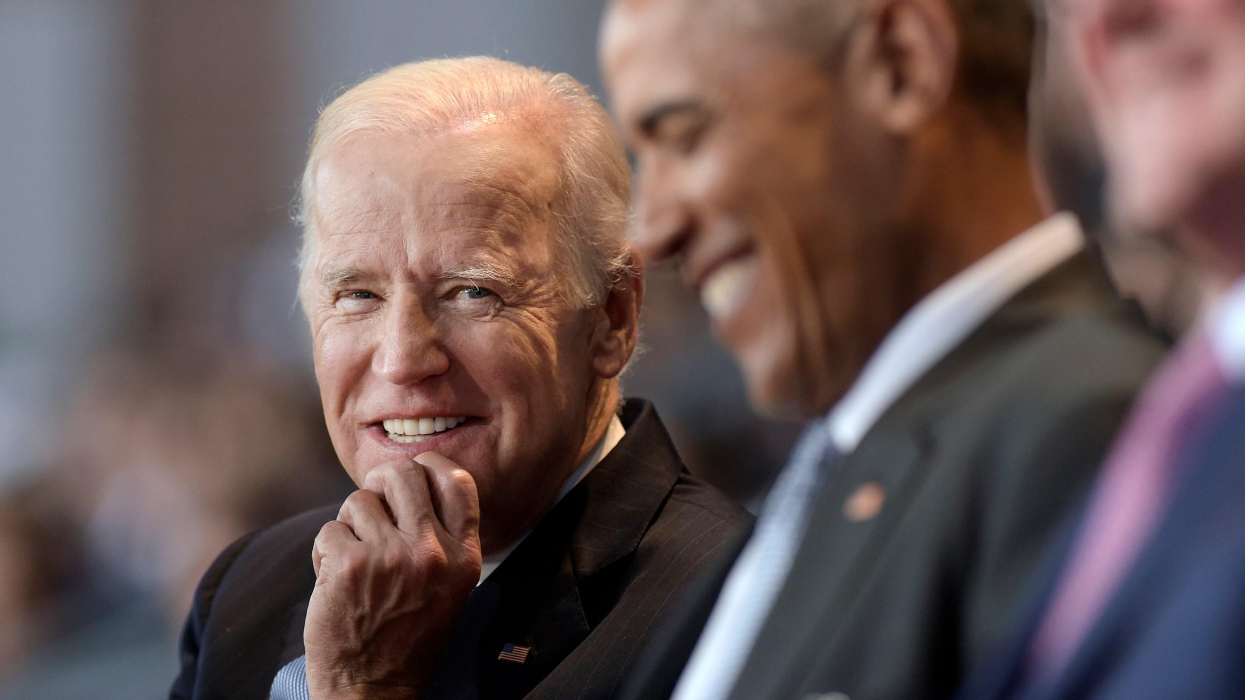 Barack Obama, Joe Biden