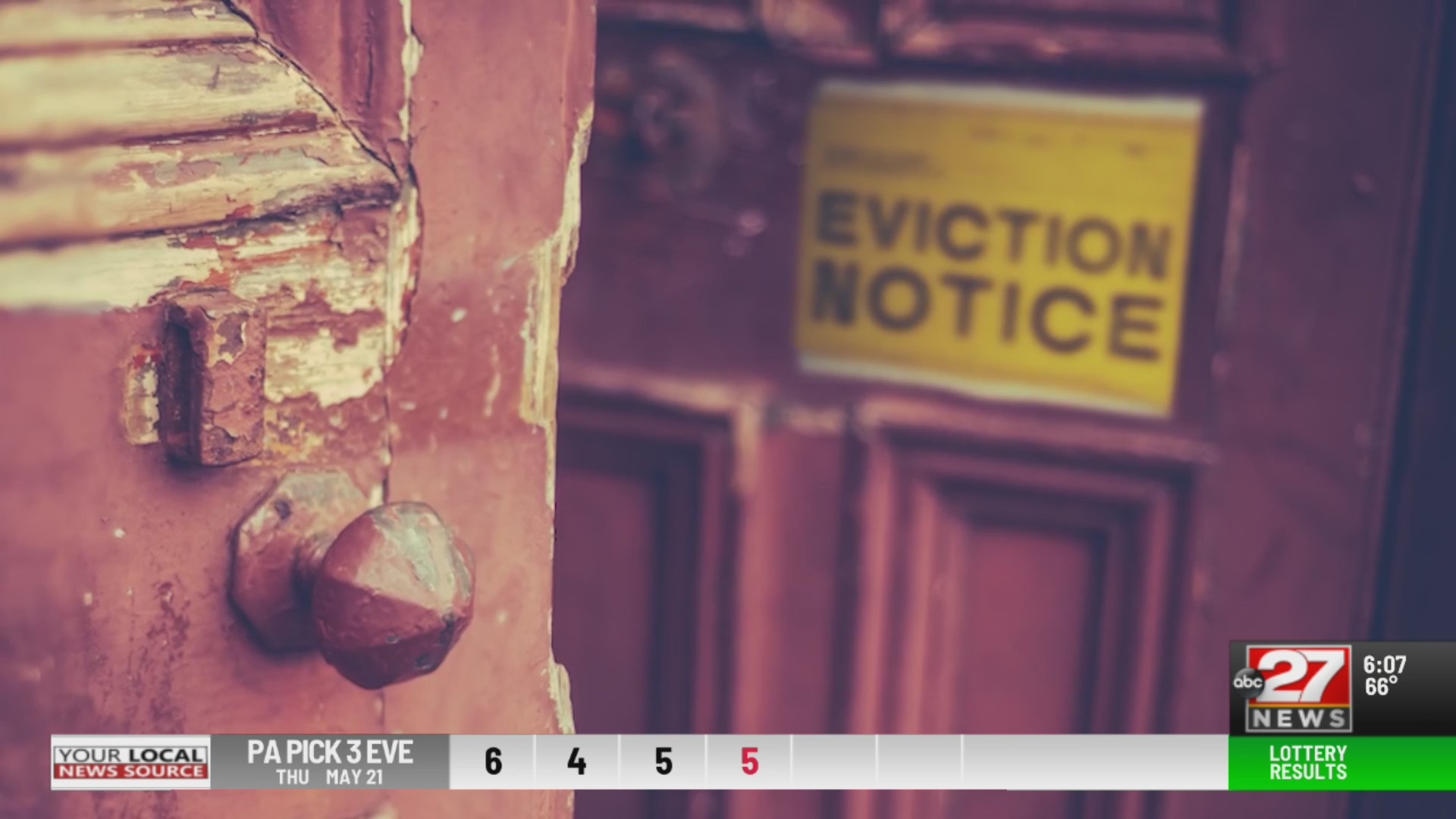 Governor S No Eviction Order Does Not Apply To Commercial Properties Abc27