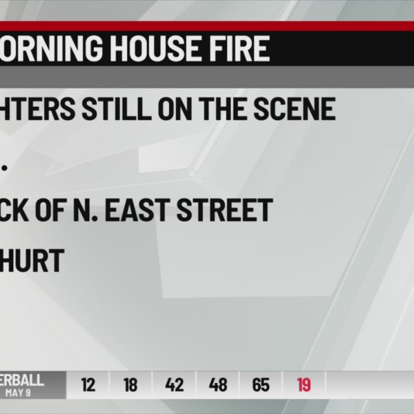 Carlisle House Fire