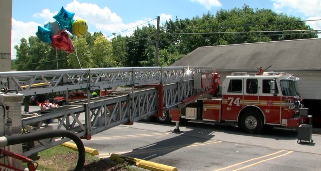Elizabethtown Fire Department teams with Elizabethtown Manor