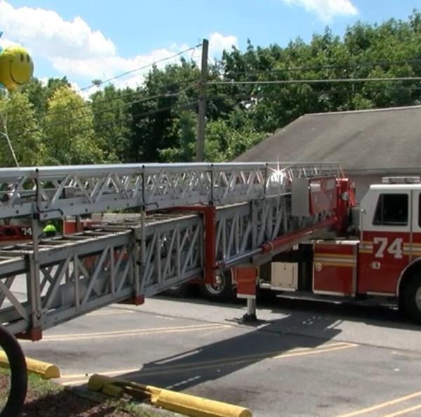 Elizabethtown Fire Department teams with Elizabethtown Manor