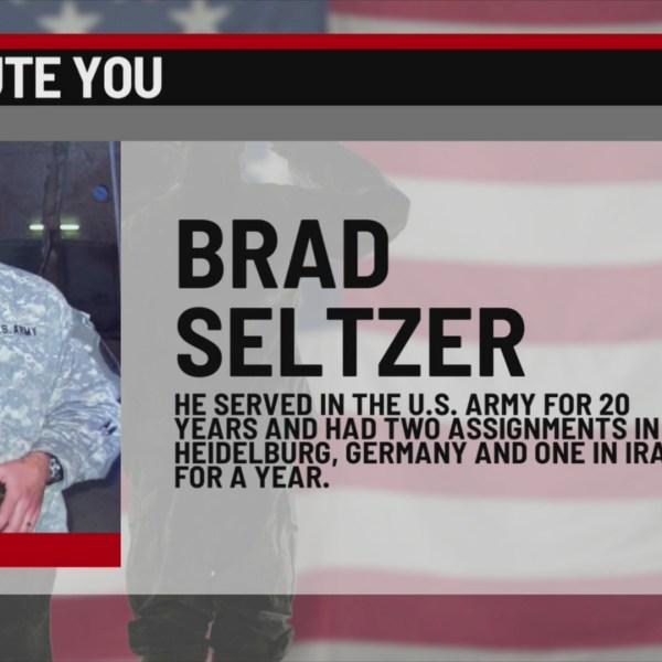 We Salute You Brad Seltzer