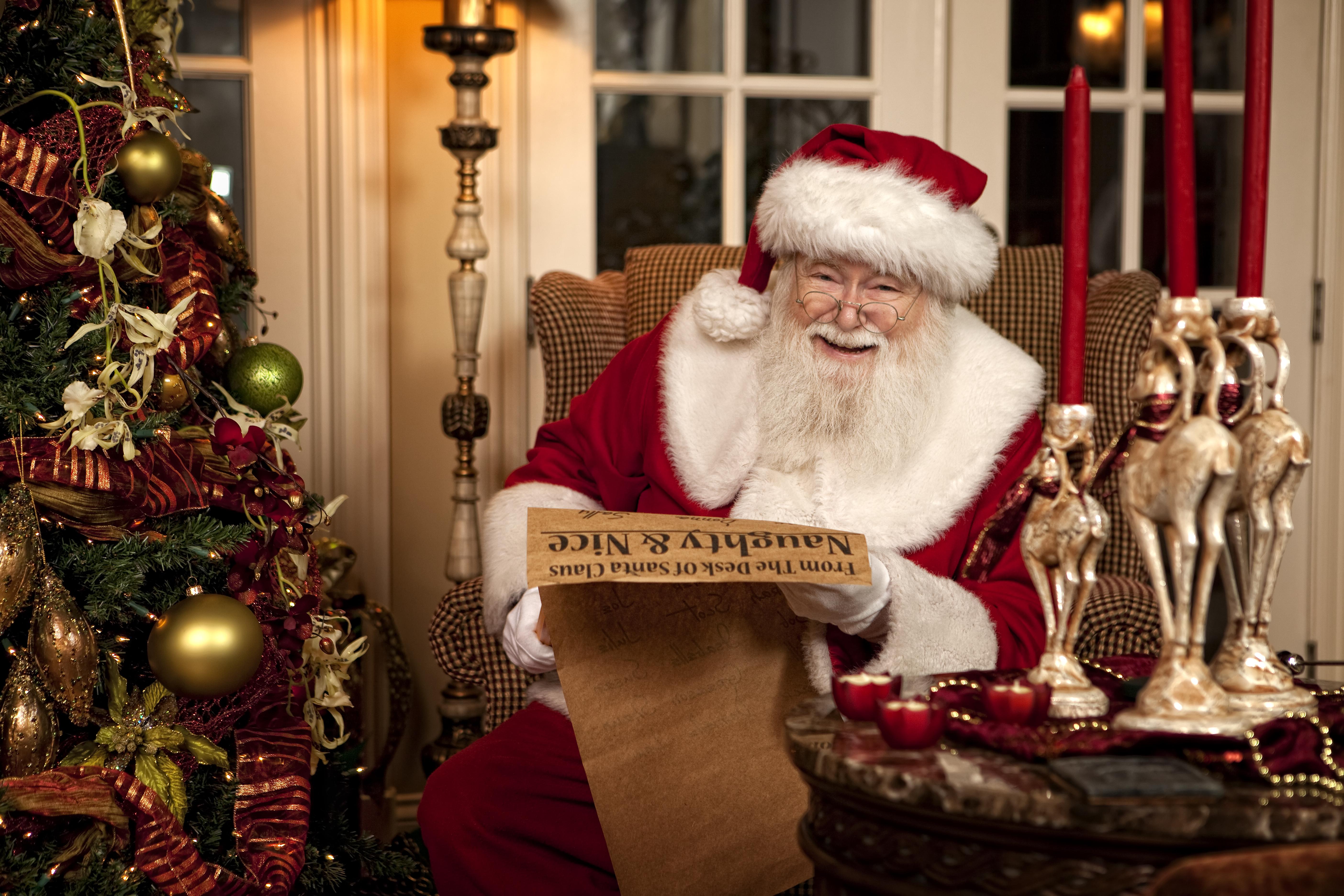 Did You Make Santa S 2020 Naughty Or Nice List Check Here