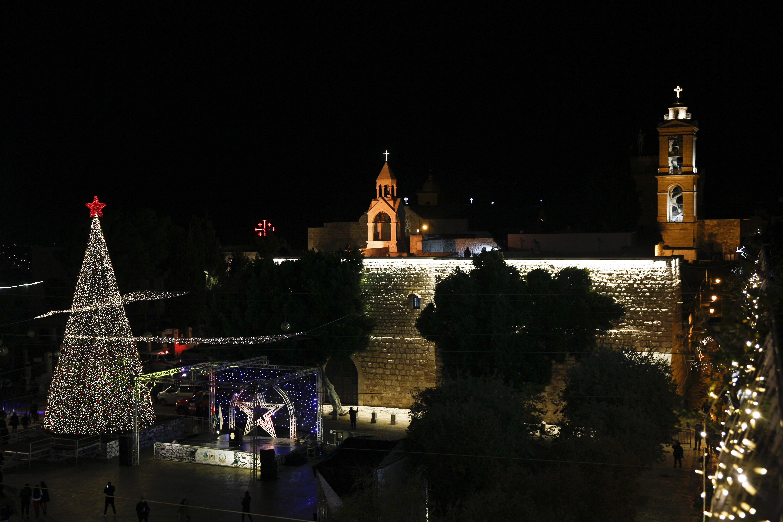 Gettysburg Christmas Tree Lighting 2021 Christmas Tree Lighting In Bethlehem A Muted Virtual Event Abc27