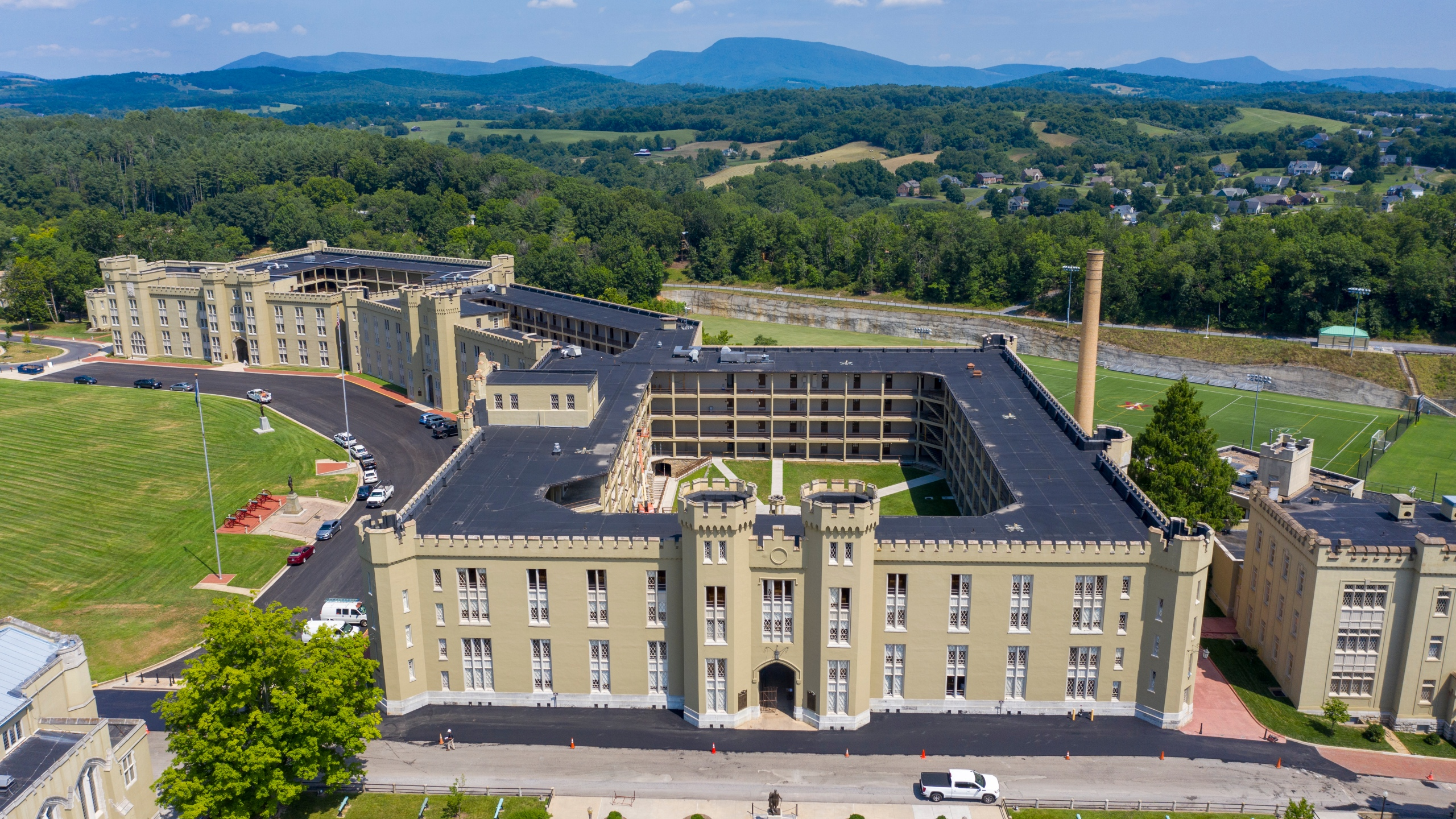 New Report Reveals Racism and Sexual Assault at Virginia Military Institute